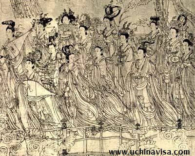 Ancient Chinese Polytheism