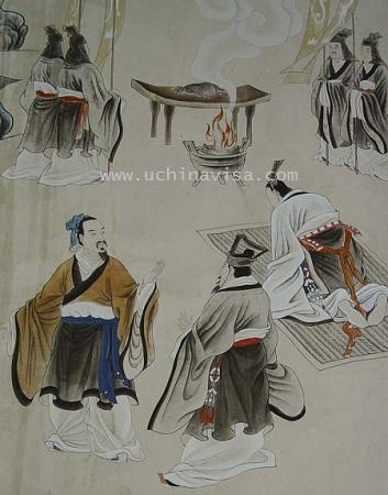 Ancient China Religion