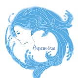 Aquarius as Female