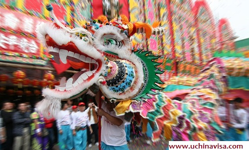 Traditional Chinese Holidays and Festivals