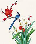plum-blossoms-narcissus