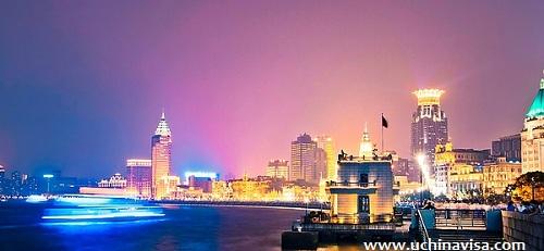Shanghai China Travel