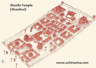 Shaolin Temple, Shaolinsi