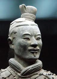 Terra Cotta Army in Xi'an, China
