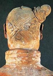 Vivid Details of the Terracotta figures