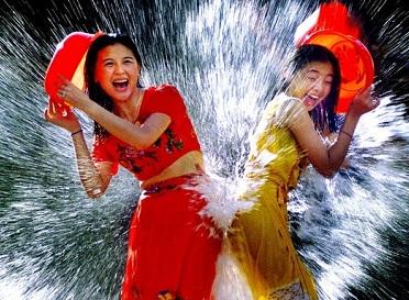 Water Splashing Festival