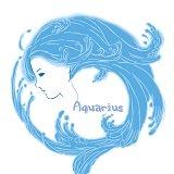 Aquarius as Female