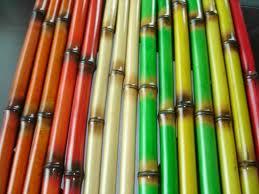 Bamboo Pole Tips