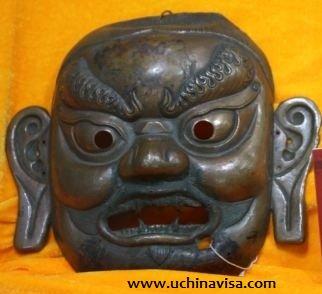 Chinese Shamanic Masks