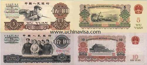 Currency in China, Chinese money, China Currency