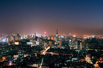 Nanjing Pictures, Night Time