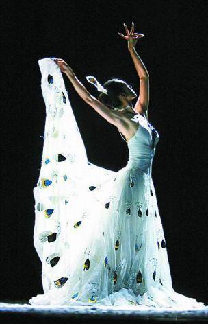 Yang Liping, the Princess of the Peacock Dance