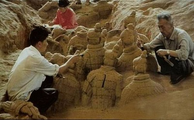 Unearth the Terra Cotta Army