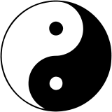 yin yang in China Religion